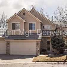 Rental info for 6944 Nile Ct, Arvada, CO, 80007