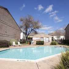 Rental info for Springlake Townhomes in the Spring Branch Central area