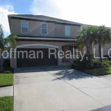 Rental info for 4-Bedroom, 2.5-Bath, 2-Car Garage South Tampa Home in the Port Tampa City area