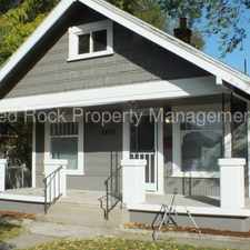 Rental info for 1410 West Fairview Avenue in the Emerson Garfield area