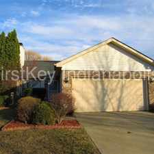 Rental info for 3839 Libra Lane Indianapolis IN 46236 in the Indianapolis area