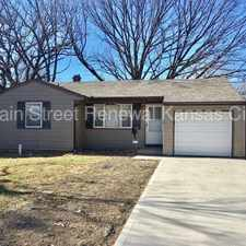 Rental info for Come See This Cute Home in Kansas City in the Gracemor-randolph Corners area