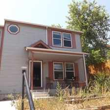 Rental info for Charming 3 Bedroom, 2.50 Bath in the Sun Valley area