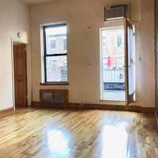 Rental info for W 75th St & Riverside Drive in the New York area