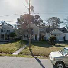 Rental info for 604 23rd St in the Virginia Beach area