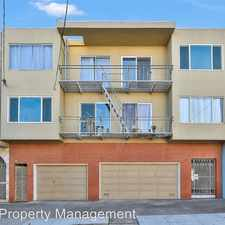 Rental info for 121 Day Street in the Noe Valley area