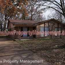 Rental info for 3436 Wood Hollow Dr. in the Memphis area
