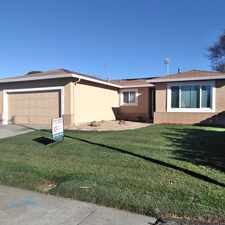 Rental info for 711 Shannon Dr in the Suisun City area