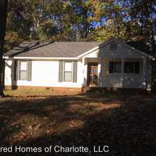 Rental info for 7213 Lancashire Drive in the Becton Park area