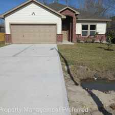 Rental info for 5605 Howell St in the Houston area
