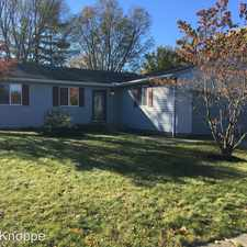 Rental info for 3975 Grand Bend Drive