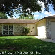 Rental info for 5822 Lake Champlain St in the San Antonio area