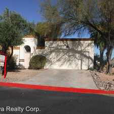 Rental info for 2906 W Avenida Obregon in the Drexel Heights area