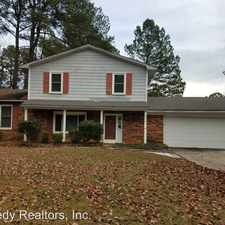 Rental info for 304 Wagoner Dr in the Fayetteville area