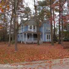 Rental info for 102 Comstock Drive in the Colonial Heights area