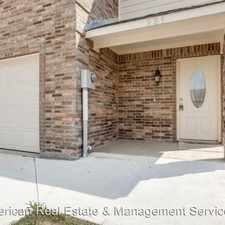 Rental info for 1109 Parkway Trail