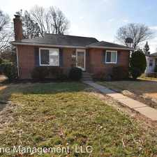 Rental info for 2420 Darrow St. in the Wheaton area