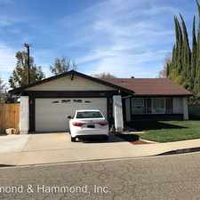 Rental info for 2385 Collier Ct. in the Simi Valley area