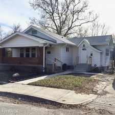 Rental info for 1319 Cruft St in the Garfield Park area