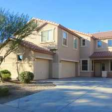 Rental info for Tricon American Homes in the San Tan Valley area