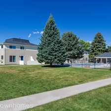 Rental info for 4215 East Pikes Peak Avenue in the Eastborough area