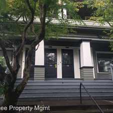 Rental info for 1721-27 NE 16th Ave in the Portland area
