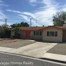 Rental info for 1861 Sombrero Dr in the Winchester area