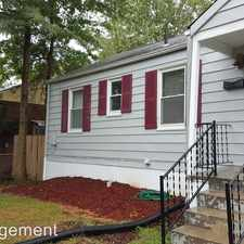 Rental info for 9734 52nd Ave in the College Park area