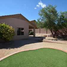 Rental info for Gorgeous 3 Bed/2 Bath Home With A Great Split F...