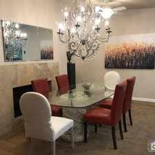 Rental info for $3600 1 bedroom Townhouse in Dallas Melshire Estates in the Dallas area