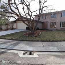 Rental info for 3815 Windsong Ct in the Rustic Hills area