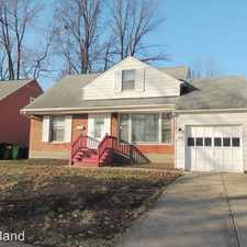 Rental info for 254 E. 242nd Street in the 44123 area