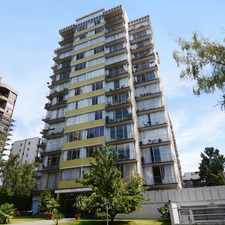 Rental info for 1260 Bidwell St in the Vancouver area