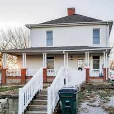 Rental info for 316 S. Osage Street in the Kansas City area