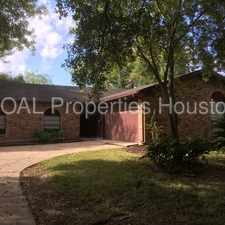 Rental info for Charming 3/2 Home!! in the Houston area