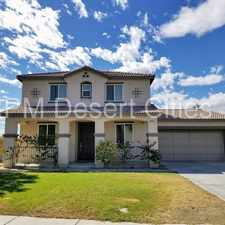 Rental info for **Coming Soon** Spacious Two-Story Home in Coachella