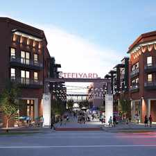 Rental info for Steelyard Apartments