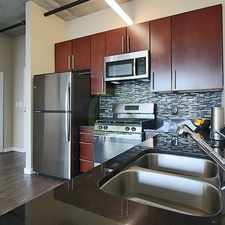 Rental info for W 14th St & S State St in the South Loop area