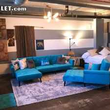 Rental info for $3700 0 bedroom Loft in Fulton County Downtown in the Castleberry Hill area