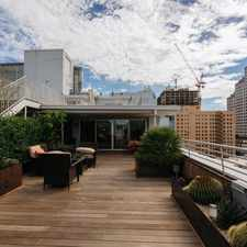 Rental info for $8200 2 bedroom Townhouse in Central Austin Downtown in the Austin area
