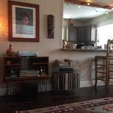 Rental info for Sun-filled master bedroom in the heart of Temescal in the Longfellow area