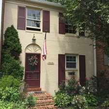 Rental info for 1818 in the 22150 area