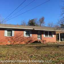 Rental info for 704 Lake Condy Rd