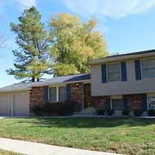 Rental info for 6713 Foxhound Road in the Fern Creek area