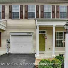 Rental info for 2134 Red Fox Drive