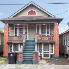 Rental info for 815 Alix in the New Orleans area