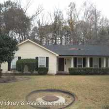 Rental info for 4184 Arlington Road in the Augusta-Richmond County area