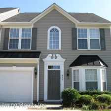 Rental info for 825 Daly Circle in the Charlotte area