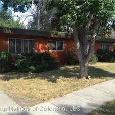 Rental info for 2290 24th Street in the Boulder area