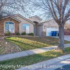 Rental info for 626 East 3470 South in the St. George area